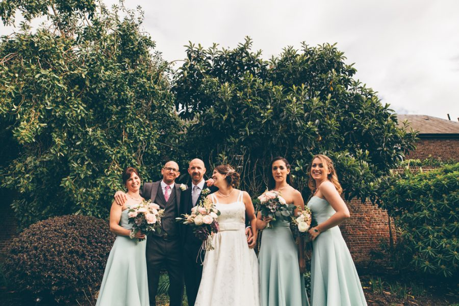 cambridge cottage wedding photographer