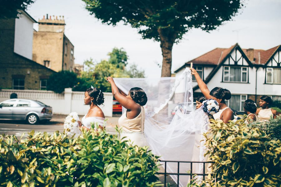 Hampton Court Wedding Photographer