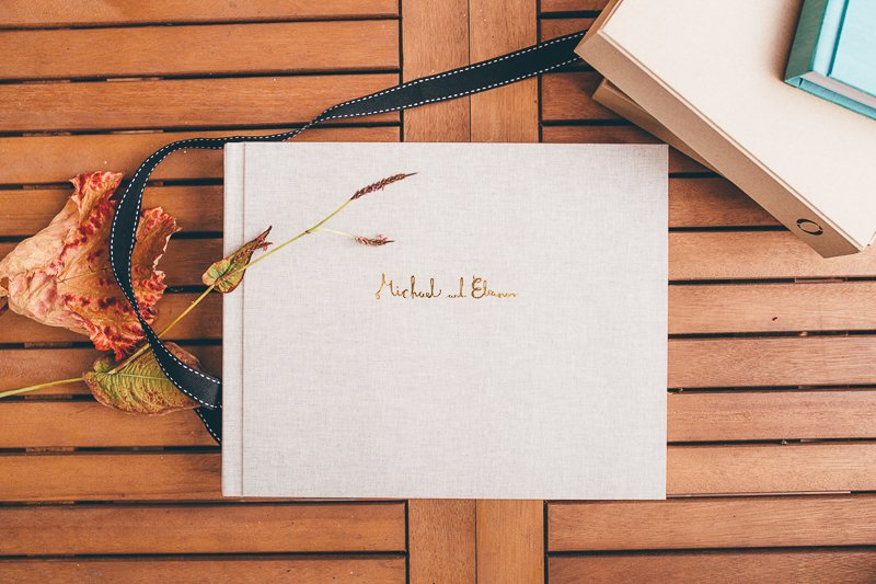 surrey wedding photographer female Photohraphy Personalised Wedding Album photos and gifts
