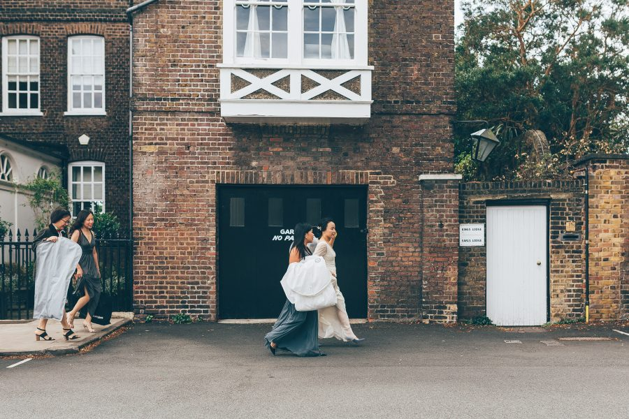 Kew Gardens Wedding Photographer, Kew Green, Cambridge Cottages
