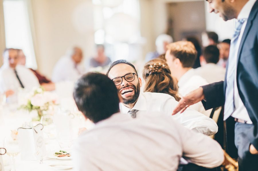 Wedding Guest, Bingham Riverhouse Wedding Photographer, Richmond Upon Thames, Surrey Wedding Photographer, Female Wedding Photographer