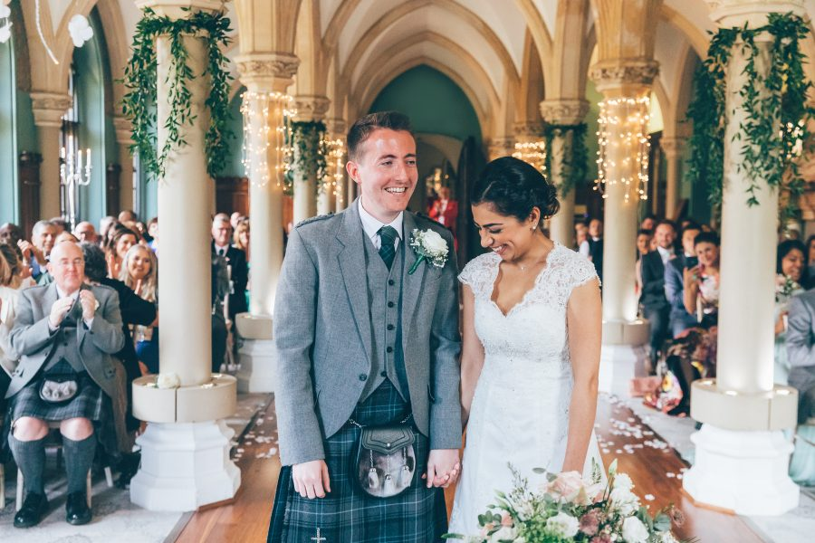 Wotton House Wedding- Chris & Samira